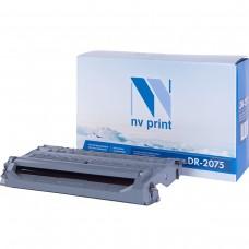 Барабан NV Print DR-2075 черный для Brother, совместимый