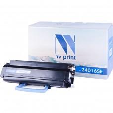 Картридж NV Print 24016SE черный для Lexmark, совместимый