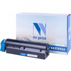 Картридж NV Print 44574906/44574902 черный для Oki, совместимый