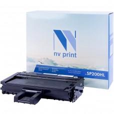 Картридж NV Print SP200HL черный для Ricoh, совместимый