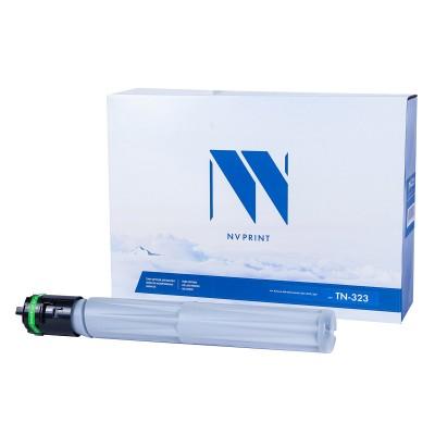 Тонер картридж NV Print TN-323 черный для Konica-Minolta, совместимый