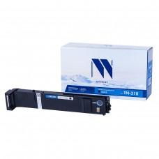 Тонер-картридж NV Print TN-318 Black черный для Konica-Minolta, совместимый