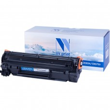Картридж NV Print CB435A/CB436A/CE285A/Canon725 черный для HP-Canon, совместимый