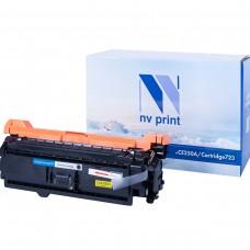 Картридж NV Print CE250A/Canon 723 черный для HP-Canon, совместимый