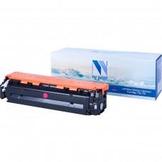 Картридж NV Print CF213A/CE323A/CB543A/Canon 716/731 Magenta красный для HP-Canon, совместимый