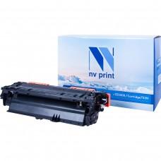 Картридж NV Print CE250X/Canon 723H черный для HP-Canon, совместимый