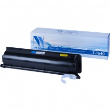 Тонер-туба NV Print T-1640 черный для Toshiba, совместимый