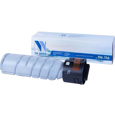 Тонер-картридж NV Print TN-116 черный для Konica-Minolta, совместимый