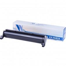 Картридж NV Print KX-FA83A/E черный для Panasonic, совместимый