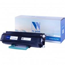 Картридж NV Print E250A11E/21E черный для Lexmark, совместимый