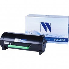 Картридж NV Print 50F5X00 черный для Lexmark, совместимый