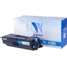 Картридж NV Print TK-3100 черный для Kyocera, совместимый