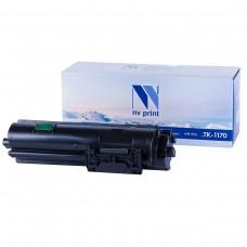 Картридж NV Print TK-1170 черный для Kyocera, совместимый
