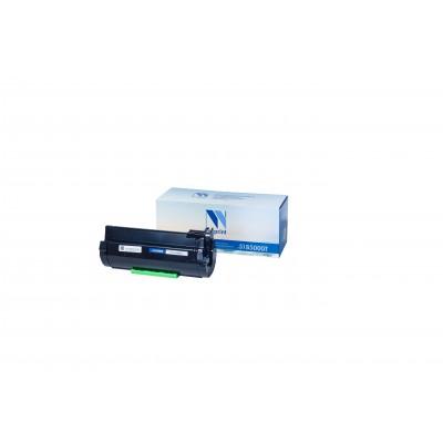Картридж NV Print 51B5000T черный для Lexmark, совместимый