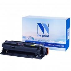 Картридж NV Print CE250A/Canon 723 красный для HP-Canon, совместимый