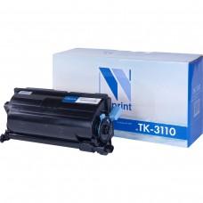 Картридж NV Print TK-3110 черный для Kyocera, совместимый