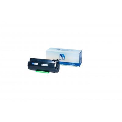 Картридж NV Print 51B5X00 черный для LEXMARK, совместимый