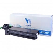 Картридж NV Print AR016LT черный для Sharp, совместимый