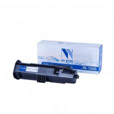 Картридж NV Print TK-1200 черный для Kyocera, совместимый