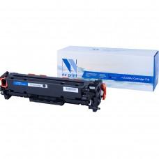 Картридж NV Print CC530A/Canon 718 черный для HP-Canon, совместимый
