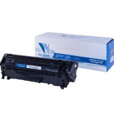 Картридж NV Print Q2612A/Canon FX-10/703 черный для HP-Canon, совместимый