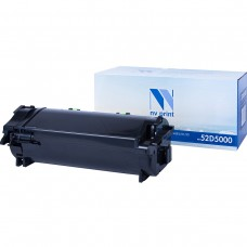 Картридж NV Print 52D5000 черный для Lexmark, совместимый