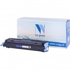 Картридж NV Print Q6000A/Canon 707 черный для HP-Canon, совместимый