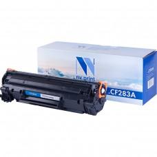 Картридж NV Print CF283A черный для HP, совместимый