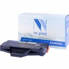 Картридж NV Print KX-FAT410A черный для Panasonic, совместимый