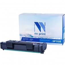 Картридж NV Print SP110E черный для Ricoh, совместимый