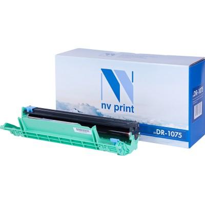 Барабан NV Print DR-1075 черный для Brother, совместимый