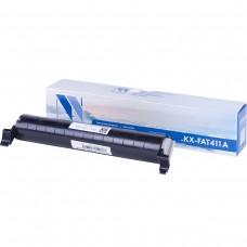 Картридж NV Print KX-FAT411A черный для Panasonic, совместимый