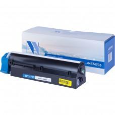 Картридж NV Print 44574705 черный для Oki, совместимый