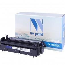Барабан NV Print KX-FAD412А черный для Panasonic, совместимый