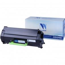 Картридж NV Print 52D5H00 черный для Lexmark, совместимый