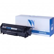 Картридж NV Print Q2612A черный для HP, совместимый
